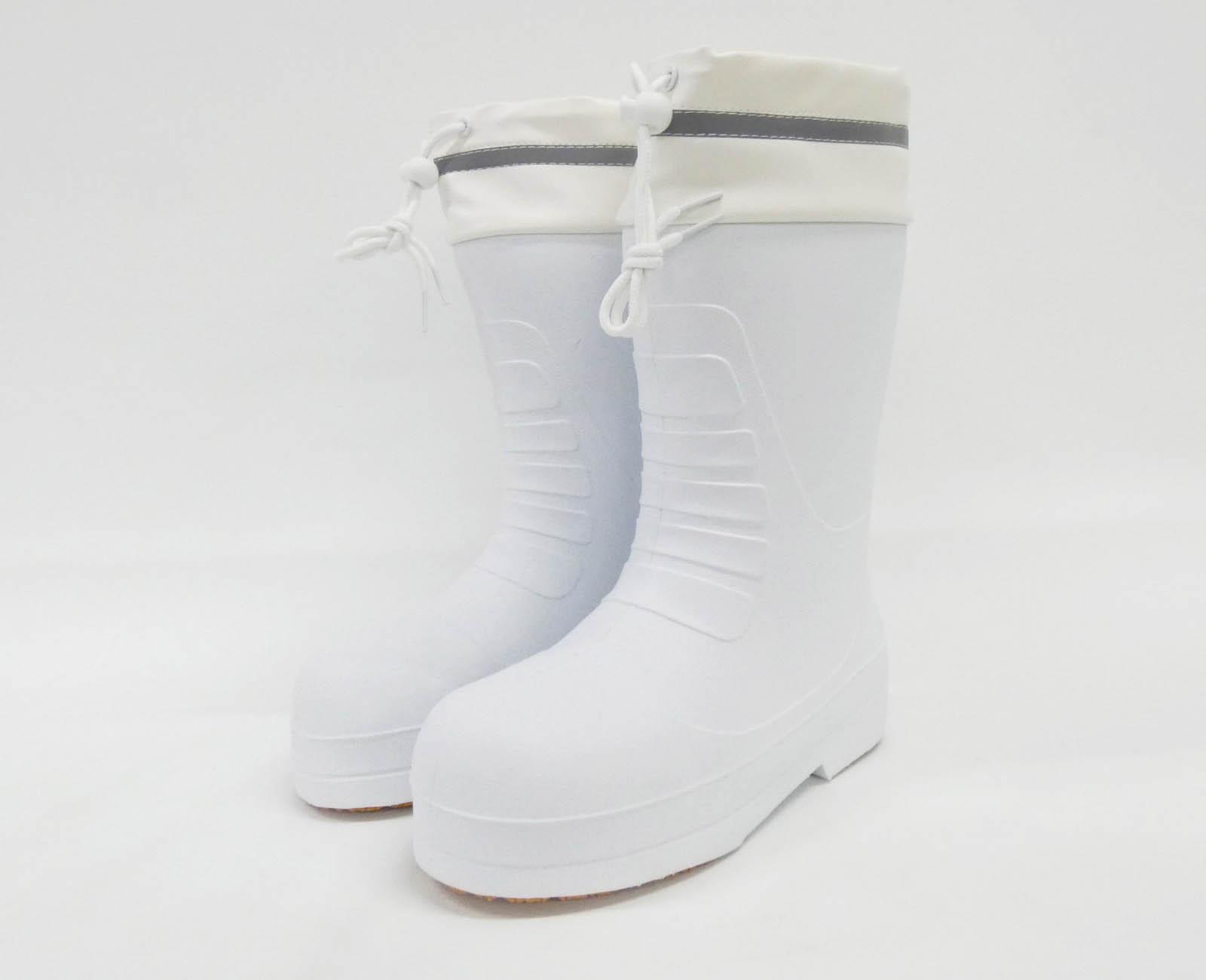 防滑、防寒長靴 ハイパーVスタッドレス